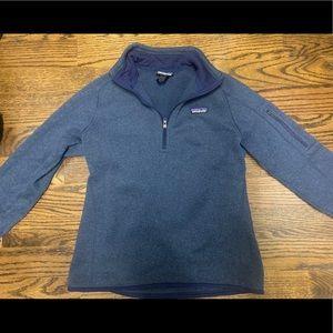 Patagonia Tops - Patagonia Better Sweater, 1/4 Zip